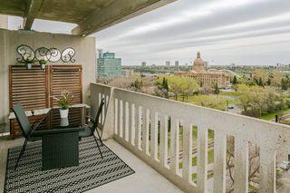 Photo 23: 904 9809 110 Street in Edmonton: Zone 12 Condo for sale : MLS®# E4157075
