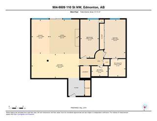 Photo 30: 904 9809 110 Street in Edmonton: Zone 12 Condo for sale : MLS®# E4157075