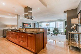 Photo 5: 904 9809 110 Street in Edmonton: Zone 12 Condo for sale : MLS®# E4157075