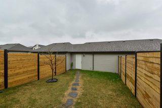 Photo 29: 3816 ALLAN Drive in Edmonton: Zone 56 Attached Home for sale : MLS®# E4157145