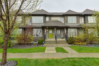 Main Photo: 3816 ALLAN Drive in Edmonton: Zone 56 Attached Home for sale : MLS®# E4157145