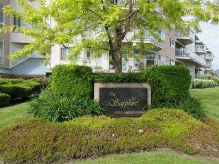 "Photo 2: 101 7685 AMBER Drive in Sardis: Sardis West Vedder Rd Condo for sale in ""The Sapphire"" : MLS®# R2372099"
