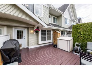 "Photo 17: 15 23575 119 Avenue in Maple Ridge: Cottonwood MR Townhouse for sale in ""HOLLYHOCK"" : MLS®# R2372425"