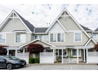 "Photo 1: 15 23575 119 Avenue in Maple Ridge: Cottonwood MR Townhouse for sale in ""HOLLYHOCK"" : MLS®# R2372425"