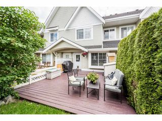 "Photo 15: 15 23575 119 Avenue in Maple Ridge: Cottonwood MR Townhouse for sale in ""HOLLYHOCK"" : MLS®# R2372425"