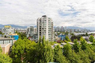 "Main Photo: 804 1438 W 7 Avenue in Vancouver: Fairview VW Condo for sale in ""Diamond Robinson"" (Vancouver West)  : MLS®# R2375841"