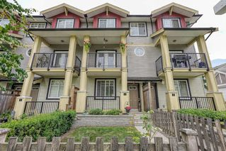 "Main Photo: 12 13886 62 Avenue in Surrey: Sullivan Station Townhouse for sale in ""Fusion"" : MLS®# R2382693"