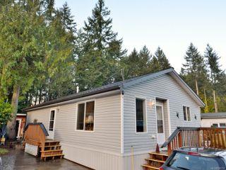 Main Photo: 4 4544 Lanes Rd in COWICHAN BAY: Du Cowichan Bay Manufactured Home for sale (Duncan)  : MLS®# 830737