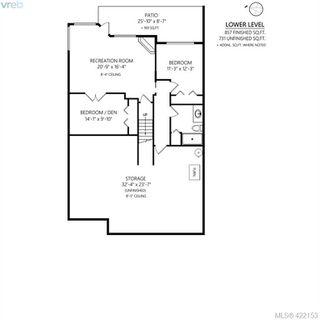 Photo 33: 30 1290 Tolmie Avenue in VICTORIA: SE Cedar Hill Row/Townhouse for sale (Saanich East)  : MLS®# 422153