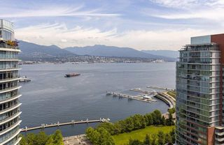 Photo 1: 2504 1205 West Hastings Street in Vancouver: Coal Harbour Condo for sale (Vancouver West)  : MLS®# R2388523