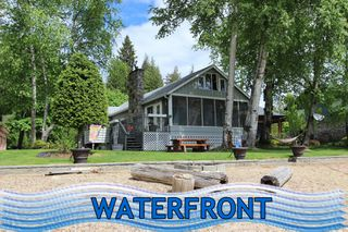 Main Photo: 4070 Express Point Road in Scotch Creek: House for sale : MLS®# 10205522