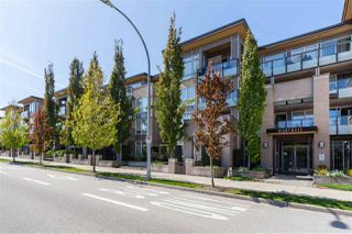 "Photo 1: 215 55 EIGHTH Avenue in New Westminster: GlenBrooke North Condo for sale in ""EIGHTWEST"" : MLS®# R2457550"
