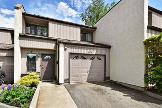 """Main Photo: 129 3455 WRIGHT Street in Abbotsford: Abbotsford East Townhouse for sale in """"Laburnum Mews"""" : MLS®# R2460177"""