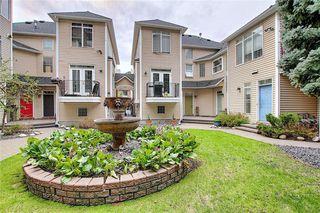 Photo 3: 8 1212 12 Street SW in Calgary: Beltline Row/Townhouse for sale : MLS®# C4305518