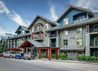 Photo 1: 114 RotationB 1818 Mountain Avenue: Canmore Apartment for sale : MLS®# A1059414