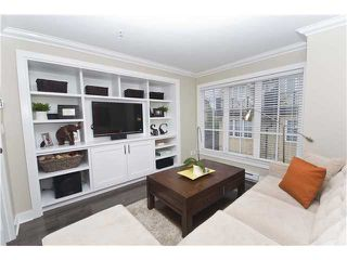 """Photo 5: 2955 LAUREL Street in Vancouver: Fairview VW Townhouse for sale in """"THE BROWNSTONE"""" (Vancouver West)  : MLS®# V880457"""