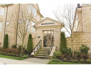 """Photo 1: 2955 LAUREL Street in Vancouver: Fairview VW Townhouse for sale in """"THE BROWNSTONE"""" (Vancouver West)  : MLS®# V880457"""