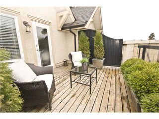 """Photo 10: 2955 LAUREL Street in Vancouver: Fairview VW Townhouse for sale in """"THE BROWNSTONE"""" (Vancouver West)  : MLS®# V880457"""