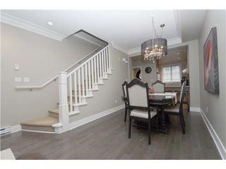"""Photo 4: 2955 LAUREL Street in Vancouver: Fairview VW Townhouse for sale in """"THE BROWNSTONE"""" (Vancouver West)  : MLS®# V880457"""