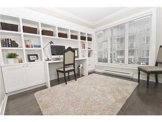 """Photo 6: 2955 LAUREL Street in Vancouver: Fairview VW Townhouse for sale in """"THE BROWNSTONE"""" (Vancouver West)  : MLS®# V880457"""
