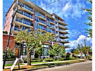 "Photo 1: # 602 298 E 11TH AV in Vancouver: Mount Pleasant VE Condo for sale in ""THE SOPHIA"" (Vancouver East)  : MLS®# V977820"
