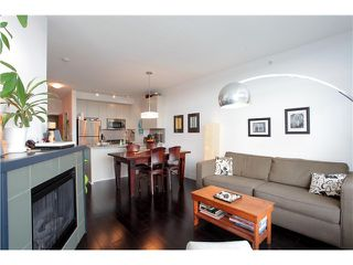 "Photo 3: # 602 298 E 11TH AV in Vancouver: Mount Pleasant VE Condo for sale in ""THE SOPHIA"" (Vancouver East)  : MLS®# V977820"