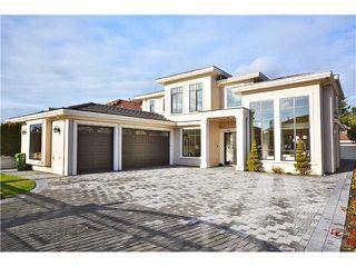 Photo 1: 7831 BROADMOOR Boulevard in Richmond: Broadmoor House for sale : MLS®# V1034504