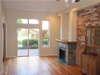 """Photo 5: 105 250 SALTER Street in New Westminster: Queensborough Condo for sale in """"PADDLERS LANDING"""" : MLS®# V1056609"""