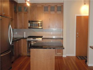 """Photo 3: 105 250 SALTER Street in New Westminster: Queensborough Condo for sale in """"PADDLERS LANDING"""" : MLS®# V1056609"""