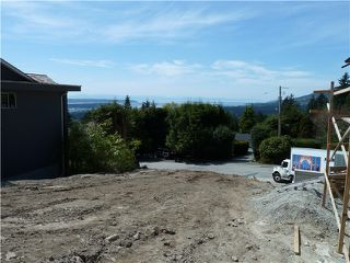 Photo 3: 4061 ST. PAULS Avenue in North Vancouver: Upper Lonsdale Land for sale : MLS®# V1061931
