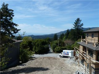 Photo 2: 4061 ST. PAULS Avenue in North Vancouver: Upper Lonsdale Land for sale : MLS®# V1061931