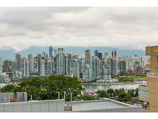 "Photo 16: 920 1268 W BROADWAY in Vancouver: Fairview VW Condo for sale in ""CITY GARDENS"" (Vancouver West)  : MLS®# V1087529"