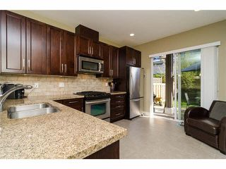 """Photo 8: 34 2979 156TH Street in Surrey: Grandview Surrey Townhouse for sale in """"ENCLAVE"""" (South Surrey White Rock)  : MLS®# F1437051"""