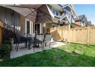 """Photo 16: 34 2979 156TH Street in Surrey: Grandview Surrey Townhouse for sale in """"ENCLAVE"""" (South Surrey White Rock)  : MLS®# F1437051"""