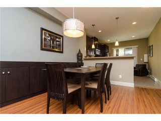"""Photo 6: 34 2979 156TH Street in Surrey: Grandview Surrey Townhouse for sale in """"ENCLAVE"""" (South Surrey White Rock)  : MLS®# F1437051"""