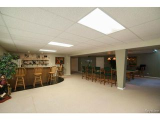 Photo 16: 103 EAGLE CREEK Drive in ESTPAUL: Birdshill Area Residential for sale (North East Winnipeg)  : MLS®# 1511283