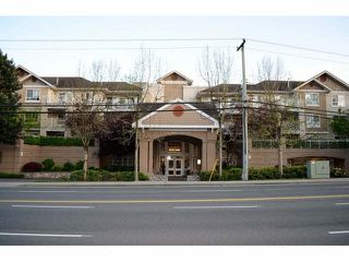 "Photo 1: 220 19750 64TH Avenue in Langley: Willoughby Heights Condo for sale in ""THE DAVENPORT"" : MLS®# F1448460"