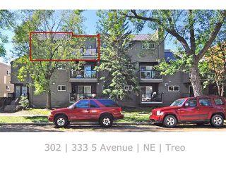 Photo 2: 302 333 5 Avenue NE in Calgary: Crescent Heights Condo for sale : MLS®# C4024075