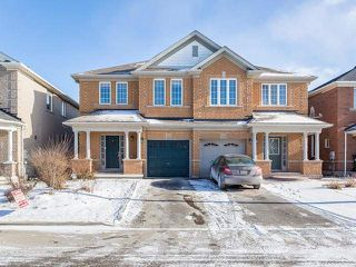 Photo 1: 21 Vermont Road in Brampton: Fletcher's Meadow House (2-Storey) for sale : MLS®# W3415521