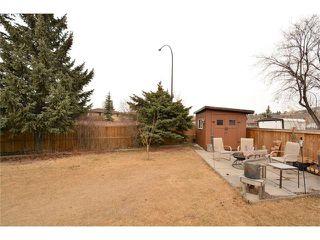 Photo 35: 34 GLENPATRICK Place: Cochrane House for sale : MLS®# C4055156