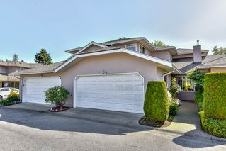 "Photo 1: 154 15501 89A Avenue in Surrey: Fleetwood Tynehead Townhouse for sale in ""AVONDALE"" : MLS®# R2063365"