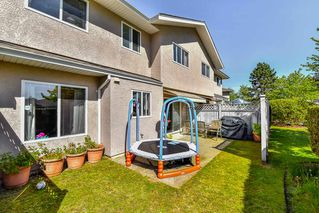 "Photo 20: 154 15501 89A Avenue in Surrey: Fleetwood Tynehead Townhouse for sale in ""AVONDALE"" : MLS®# R2063365"