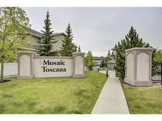 Photo 31: 206 TOSCANA Gardens NW in Calgary: Tuscany House for sale : MLS®# C4066155