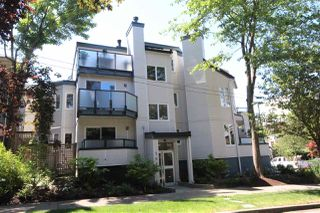 Photo 1: 103 1480 COMOX Street in Vancouver: West End VW Condo for sale (Vancouver West)  : MLS®# R2079978
