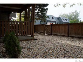 Photo 6: Vialoux Drive in Winnipeg: Condominium for sale (1F)  : MLS®# 1617662