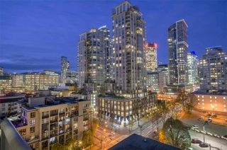 "Photo 17: 1203 928 RICHARDS Street in Vancouver: Yaletown Condo for sale in ""The Savoy"" (Vancouver West)  : MLS®# R2123368"