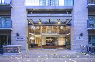 "Photo 18: 1203 928 RICHARDS Street in Vancouver: Yaletown Condo for sale in ""The Savoy"" (Vancouver West)  : MLS®# R2123368"