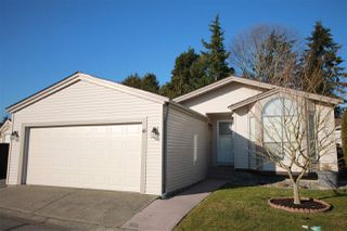 "Main Photo: 48 2345 CRANLEY Drive in Surrey: King George Corridor Manufactured Home for sale in ""La Mesa"" (South Surrey White Rock)  : MLS®# R2140634"