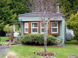 Photo 2: 20 2615 Otter Point Rd in SOOKE: Sk Otter Point Manufactured Home for sale (Sooke)  : MLS®# 753947