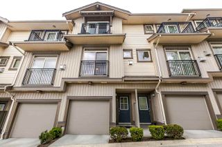 """Photo 1: 13 20326 68 Avenue in Langley: Willoughby Heights Townhouse for sale in """"Sunpointe"""" : MLS®# R2160088"""